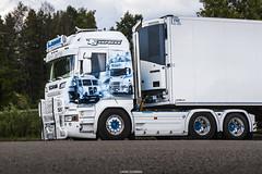 Scania R580 V8 Streamline Highline - TS Express (PL) (Michał Szczerbowski) Tags: scania r580 v8 streamline highline truck service express piotr rummel modo ts naczepa chłodnia tuning boogie