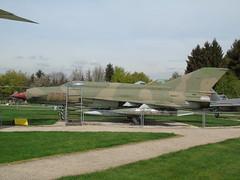 775 MiG-21MF (c/n 96002003) Hermeskeil (andrewt242) Tags: 775 mig21mf cn 96002003 hermeskeil