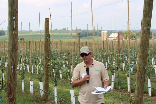 Chris Lattak of Trickl-Eez Irrigation talking about investing in irrigation systems.