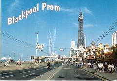 Postcrossing GB-1027785 (booboo_babies) Tags: blackpool blackpoolpromenade england arcade bluesky holiday vacation postcrossing