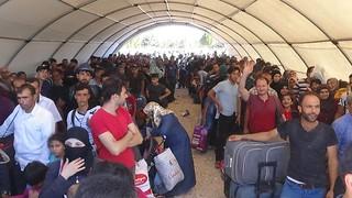 22 bin Suriyeli bayram için ülkesine gitti