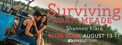 Surviving Adam Meade Blog Tour AND you also get a Special EXCERPT ! (sbproductionsteaseraddict) Tags: book promotions indie authors readers