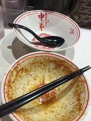 Cold tan tan noodle at moukotanmen nakamoto, kichijoji (nakashi) Tags: ramen nakamoto kichijoji tokyo japan