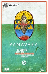 Vanavara en Wicklow Irish Pub (Music Blitz!) Tags: wicklow irish pub querétaro vanavara show flyer