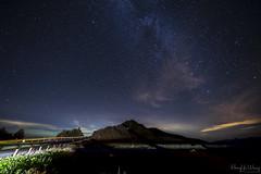 _DSC1778-1 (Hong Yu Wang) Tags: sony a73 a7iii a7m3 1224g galxy taiwan night 合歡山 石門山 mthehuan 天空 山