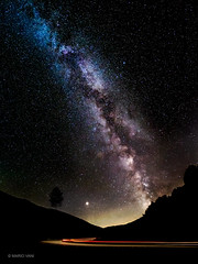 """Starry Night (Mario Vani) Tags: italia italy night tag stars star sky fotografie photography pictures fotoshop art creation photos photographers photo portfolio online digest web gallery share professional social outstanding community fresh seconds commercial thefoto foto awards wallpaper landscape paesaggio natura nature lights wild """"mario vani"""" """"reporter 68"""" reporter particolare summer vista allaperto emotive sleep nightscape stelle cielostellato cielo"""