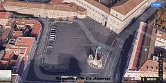 1822 2018 Piazza di Monte Cavallo, Foto de Alvariis By Google Maps b (Roma ieri, Roma oggi: Raccolta Foto de Alvariis) Tags: rionitrevi piazza del quirinalepiazza di monte cavalloromaromelazioitalyraccolta foto de alvariis2018 cavallofoto alvariis by google maps