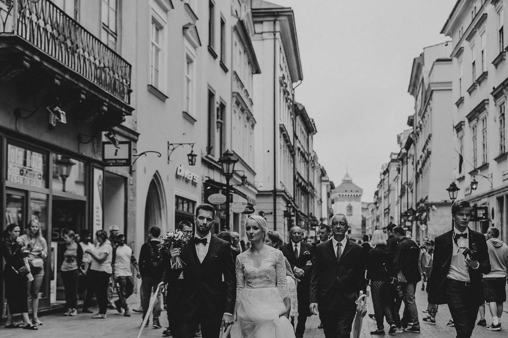 130 - ZAPAROWANA - Kameralny ślub w Krakowie