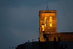 Parroquia de Sant Jaume (Riudoms) (davidcorralproducciones) Tags: iglesia church parroquia sant jaume riudoms spain españa night noche nocturna nightly
