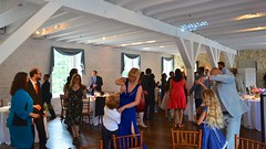 Dancing At The Reception (Joe Shlabotnik) Tags: 2018 bronx jeremyb dancing johann sue newyorkbotanicalgarden violet sharonbeth everett june2018 afsdxvrzoomnikkor18105mmf3556ged