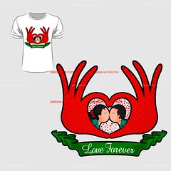 Abstract graphic design of love and Valentine for t-shirt or banner print (designfactory1066) Tags: tshirt abstract amour boy emotion expression feeling creative girl hand ribbon template urban banner popart valentine vintage artwork graphic style clipart poster pop love casual vector card heart happy shirt design romantic apparel illustration background fashion art greeting enamored holiday print romance people woman celebration kiss man trendy