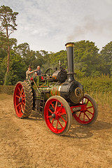 Molly (jon lees) Tags: north down traction engine club steam