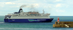 18 08 10 Oscar Wilde departing Rossalre  (13) (pghcork) Tags: oscarwilde rosslare ferry ferries carferry irishferries ireland wexford
