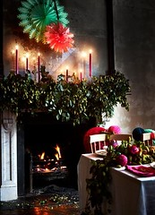 Pin a load of Christmas greenery to mantlepieces or drape it along the middle of your table. Folksy (Home Decor and Fashion) Tags: along christmas drape folksy greenery it load mantlepieces middle or pin table your
