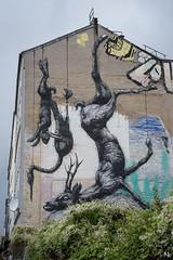 Street Art - ROA (noukorama) Tags: berlin germany kreuzberg streetart roa