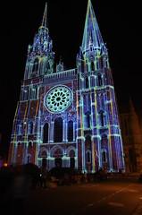 JLF18701 (jlfaurie) Tags: chartres cathédrale sonetlumières sonidoyluces soundandlights cathedral catedral france francia eureetloir mechas mpmdf lucila jlfaurie jlfr 11082018