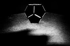 Monolith (pas le matin) Tags: abstract black noir bw nb noiretblanc blackandwhite monochrome texture pentagon pentagone lille canon canon7d 7d eos7d canoneos7d