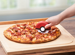 Pokemon Poke Ball Pizza Cutter (mywowstuff) Tags: gifts gift ideas gadgets geeky products men women family home office
