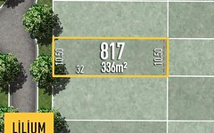 Lot 817, Mindful Circuit, Clyde, Clyde VIC
