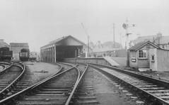 cornwall - callington station southern rly (johnmightycat1) Tags: railway lswr southern cornwall