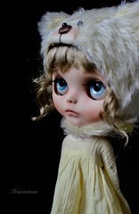 "Iriscustom Ooak blythe Art Doll • <a style=""font-size:0.8em;"" href=""http://www.flickr.com/photos/68637479@N05/44065117761/"" target=""_blank"">View on Flickr</a>"