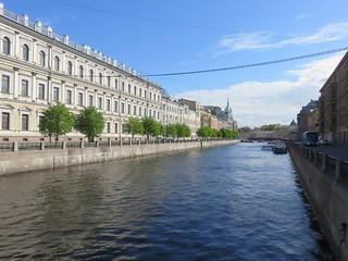 Moyka River (Saint Petersburg, Russia)
