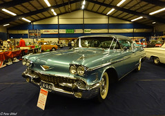1958 Cadillac Eldorado de Vill (peterolthof) Tags: oldtimerbeurs leek peterolthof ae5643