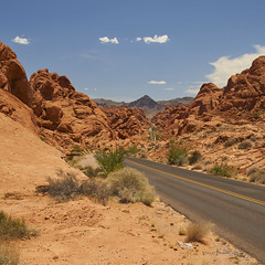 Valley of Fire (Valley Imagery) Tags: red rocks valley fire summer hot park sony a99ii capture1 state nevada