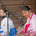 Gayageum Ensemble Korean Traditional Strings International Festival Wheeling Illinois 8-19-18 3284