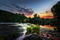 Pontemaceira (Feans) Tags: sony a7rii a7r ii fe 1635 gm pontemaceira tambre rio mencer sunrise galiza galicia