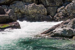 Kennedy River Refreshing Water (MIKOFOX ⌘ Thanks 4 Your Faves!) Tags: canada river britishcolumbia falls xt2 water rcks vancouverisland learnfromexif july landscape provia rapids fujifilmxt2 mikofox showyourexif summer xf18135mmf3556rlmoiswr
