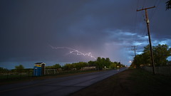 Lightning Storm | May 26th, 2018 (Joshua Zorn: Storm Chaser & Photographer) Tags: lightning weather stormchasing storms saskatchewan joshua zorn skstorm saskatchewanweatherca