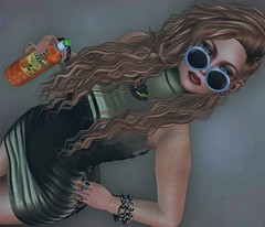 We All Need A Little Pick Me Up (Sparkle Mocha) Tags: glasses sunglasses shades longhair slhair slfashion mesh avatar secondlife firestorm chicchica justice swallow kuni sense event nanika mandala cosmopolitan mba dahlia uber