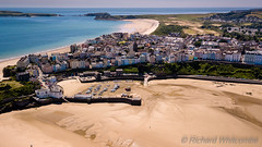 Aerial drone view of boats beached at low tide at the beautiful Welsh holiday resort of Tenby (WhitcombeRD) Tags: welsh resort sand historic water tourist boats destination holiday sea summer drone ocean uk scenic architecture boat pembrokeshire view low coastal houses west attraction aerialphotography tenby colorful port harbor beautiful vacation nautical town above tourism wales beach coastline fishing britain travel picturesque british aerial colourful seascape tide coast harbour seaside