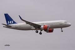 LA7X5256@L6 (Logan-26) Tags: airbus a320251n sedoy cn 7499 sas scandinavian airlines stockholm arlanda airport arn essa sweden aleksandrs čubikins