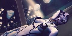 Nicodeme (Valenska Voljeti) Tags: secondlife sl azoury eve ballerina statue nicodeme robotic head bento android gynoid