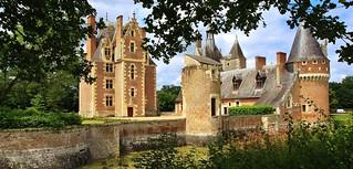 Château du Moulin, Lassay-sur-Croisne, Loir-et-Cher, Centre-Val de Loire
