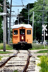 13 over 20 (Laurence's Pictures) Tags: east troy electric railroad milwaukee light power we energy interurban trolley museum wisconsin csssb chicago south shore bend traction passenger tourism things do elegant farmer