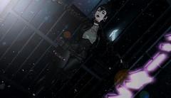 Don't hold me back. (Chobpit) Tags: acifi scifi sci fi cyber cyberpunk punk dark space galactic petite hg