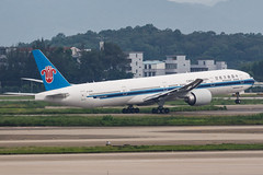 CHINA SOUTHERN B777-300ER B-2008 001 (A.S. Kevin N.V.M.M. Chung) Tags: aviation aircraft aeroplane airport airlines plane spotting can chinasouthern boeing b777300er b777 worldliner