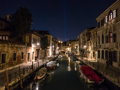 One january night in Venice 05 (François aka Tweek) Tags: venice venise bynight night