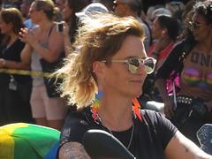 Stockholm Pride | Dykes on Bikes (Toni Kaarttinen) Tags: sweden sverige ruotsi schweden suecia suède svezia stockholm tukholma estocolmo stoccolma gay pride stockholmpride gaypride parade prideparade gayprideparade festival pridefestival street party streetparty celebration gaypridearoundtheworld queer hlbt glbt pride2018 stockolmpride2018 lgbt hlgbt march marching rainbow woman dyke lesbian flag flags