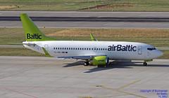 YL-BBJ LSZH 30-07-2018 (Burmarrad (Mark) Camenzuli Thank you for the 12.9) Tags: airline air baltic aircraft boeing 73736q registration ylbbj cn 30333 lszh 30072018