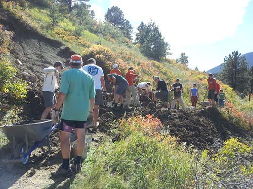 Photo - Community Trail Project