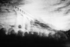 (blazedelacroix) Tags: army shadows ghost tale bridge roman blazedelacroix blaise blackandwhite roquefavour aqueduc