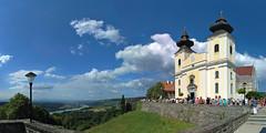 Above the Danube (MW // Photography) Tags: danube donau maria taferl kirche church panorama pano panoramic landscape melk austria