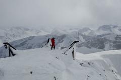 Galdhøpiggen 2469 moh - top of Norway (JSS-N) Tags: galdhøpiggen norway 2469 mountains scenery landcapes nature ski skiing bc backcountry snow pow powder sun randonee
