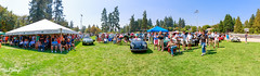 Oswego Heritage Council's Car & Boat Show- (SailingPDX) Tags: 19thannualcollectorcarclassicboatshow 2018 august defender discovery ferrari ford freelander jaguar lakeoswego landrover millenniumplaza oswegoheritagecouncil rangerover rangeroversport andrangeroverevoque austinhealey cars classic summer 19th annual collector car boat show