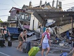 Keukeuh Tak Mau Naikan Status Bencana Nasional, Pemerintah Tak Ingin ada Travel Warning ke Lombok (covesiacom) Tags: berita foto covesia