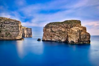 Gozo Rocks & Sunset